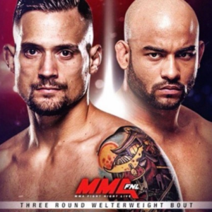 Видео боя Джеймс Краус - Уорлли Алвес UFC Fight Night 135