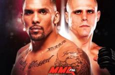 Видео боя Эрик Эндерс — Тим Уилльямс UFC Fight Night 135