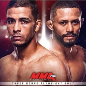 Видео боя Дейвисон Фигейредо — Джон Морага UFC Fight Night 135