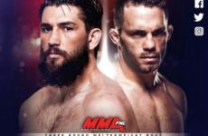Видео боя Джейк Элленбергер — Брайан Барберена UFC Fight Night 135