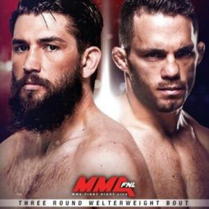 Видео боя Джейк Элленбергер - Брайан Барберена UFC Fight Night 135