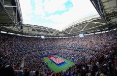 Прямая трансляция турнира по большому теннису US Open 2018