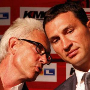 """Менеджер Кличко: """"Пока не вижу смысла для возвращения Владимира"""""""