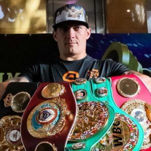 Александр Усик долго думал над участием во Всемирной боксерской суперсерии