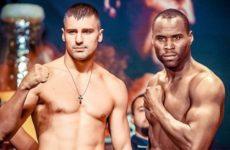Стивенсон о бое с Гвоздиком: «Мне предстоит бой с хорошим бойцом, который решительно настроен, но этого будет недостаточно»