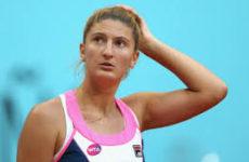 Прямая трансляция Ирина Бегу — Екатерина Козлова. Теннис. WTA International Ташкент.
