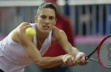 Прямая трансляция Андреа Петкович — Леся Цуренко. Теннис. WTA Premier Mantadory Пекин.