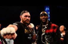 Уайлдер: «Я нокаутирую Фьюри, как и любого боксера выходящего со мною на ринг»