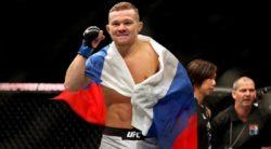 Видео боя Джин Су Сон — Петр Ян UFC Fight Night 136