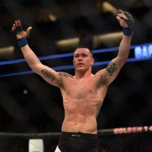 """Колби Ковингтон: """"Боссы UFC терпеть не могут Тайрона Вудли"""""""