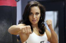 Антонина Шевченко встретится с Эшли Эванс-Смит на турнире TUF 28 Finale