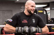 Сергей Кузьмин: «Я очень упорно готовился к бою с Прайсом»