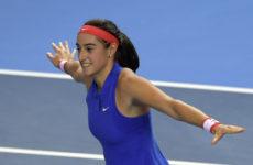 Прямая трансляция Ван Яфань — Каролин Гарсия. Теннис. WTA Premier Mantadory Пекин.