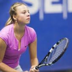 Прямая трансляция Анетт Контавейт — Слоан Стивес. Теннис. WTA Premier Ухань.