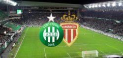 Прямая трансляция Сент-Этьен - Монако. Футбол. Ла Лига.