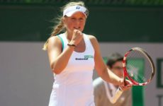 Прямая трансляция теннисного поединка Козлова Е. — Лю Ц. WTA. Гуанчжоу
