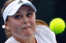 Прямая трансляция Катерина Козлова — Анна Каролина Шмидлова. Теннис. WTA International Ташкент.