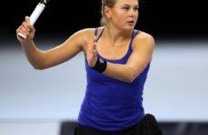 Прямая трансляция Екатерина Козлова — Анастасия Потапова. Теннис. WTA International Ташкент.