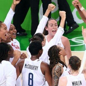 Прямая трансляция США - Камерун. Баскетбол. ЧМ среди женщин.