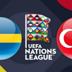 Швеция – Турция смотреть онлайн трансляцию