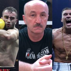 Сланов: «Мурат Гассиев боксировал в финале против Усика с серьезной травмой руки»