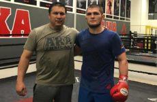 Тренер Нурмагомедова: «Хабиб переведет в партер любого легковеса»