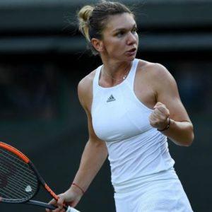 Прямая трансляция Симона Халеп - Доминика Цибулкова. Теннис. WTA Premier Ухань.