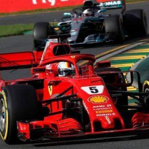 Прямая трансляция Формула 1 Гран При Сингапура