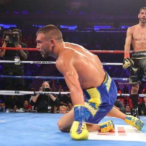 Хорхе Линарес гордится, что первым отправил в нокдаун Василия Ломаченко