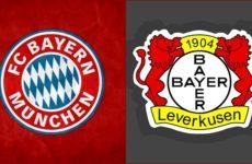 Прямая трансляция футбольного матча Бавария Мюнхен — Байер. Бундеслига.