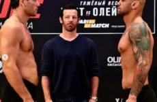 Результат боя Алексей Кунченко — Тиаго Алвес на UFC Fight Night 136 Moscow