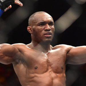 Камару Усман хочет попасть в Белый Дом с настоящим поясом UFC