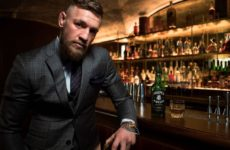 Конор МакГрегор официально презентовал свой виски