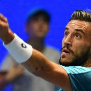 Прямая трансляция Дамир Джумхур —  Стэн Вавринка.  Теннис.  ATP International Санкт-Петербург.