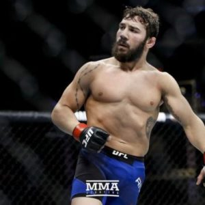 Джимми Ривера победила Джона Додсона на UFC 228