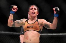 Джессика Андраде победила Каролину Ковалькевич на UFC 228