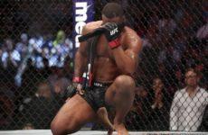 Результаты турнира UFC 228
