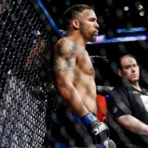 Видео боя Тиаго Сантос — Эрик Андерс UFC Fight Night 137