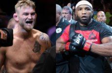 На UFC 230 зрителей ожидает поединок Густафссон — Ромеро