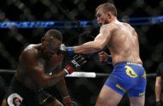 Руководство UFC о возможном реванше Джонс — Густафссон