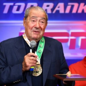 Боб Арум об решении HBO отказаться от трансляции бокса