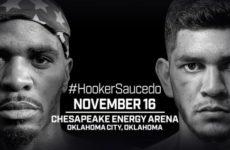 Бой Хукер — Сауседо пройдёт в Оклахома — Сити