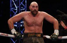 Тайсон Фьюри продолжает быть главным ньюзмейкером в мире бокса