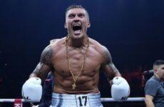 Александр Усик перейдет в супертяжелый вес в конце следующего года