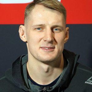 Александр Волков поделился эмоциями от турнира UFC Fight Night Moscow