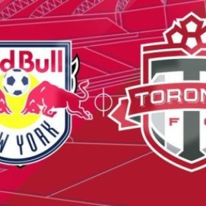 Прямая трансляция Нью-Йорк Ред Буллз — ФК Торонто. Футбол. МЛС.