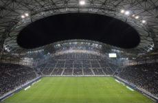Прямая трансляция футбольного матча Марсель — Генгам. Лига 1.