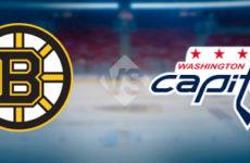 Прямая трансляция хоккейного поединка Бостон Брюинз — Вашингтон Кэпиталс. Предсезонка НХЛ.
