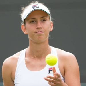 Прямая трансляция Элизе Мертенс — Александра Соснович. Теннис. WTA Premier Ухань.