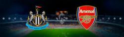 Прямая трансляция футбольного матча Ньюкасл Юнайтед - Арсенал. АПЛ.